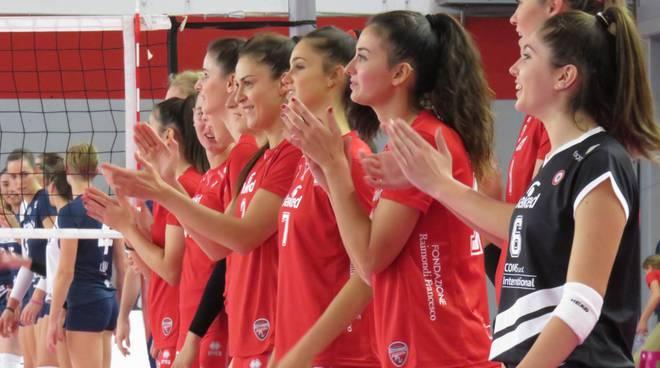 Futura Volley Giovani-Barricalla CUS Torino 0-3