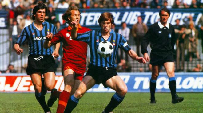 Gabriele Oriali Falcão Salvatore Bagni Arbitro Paolo Bergamo