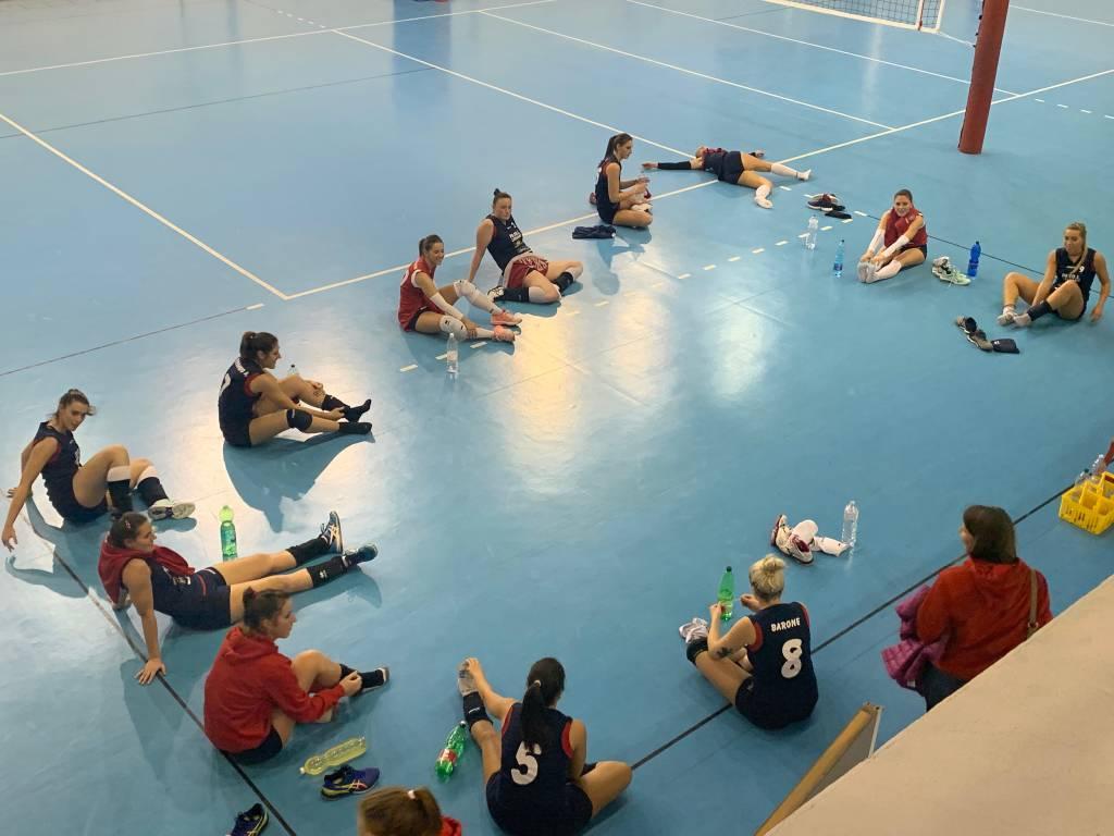 GS FoCol Volley Legnano-Insubria Gallarate 3-0