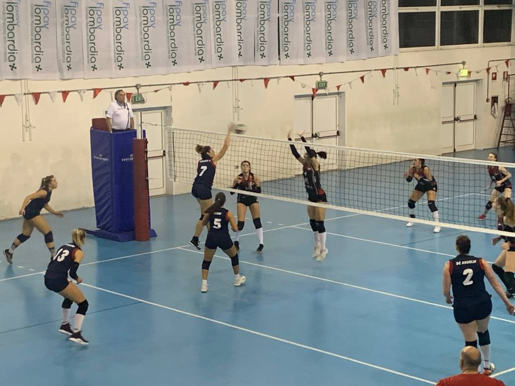 GS FoCol Volley Legnano-Insubria Gallarate 3-0