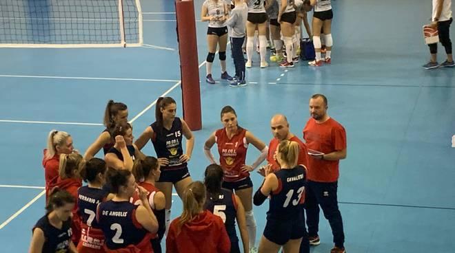 GS FoCoL Volley Legnano-Progetto Volley Orago Uyba 3-1