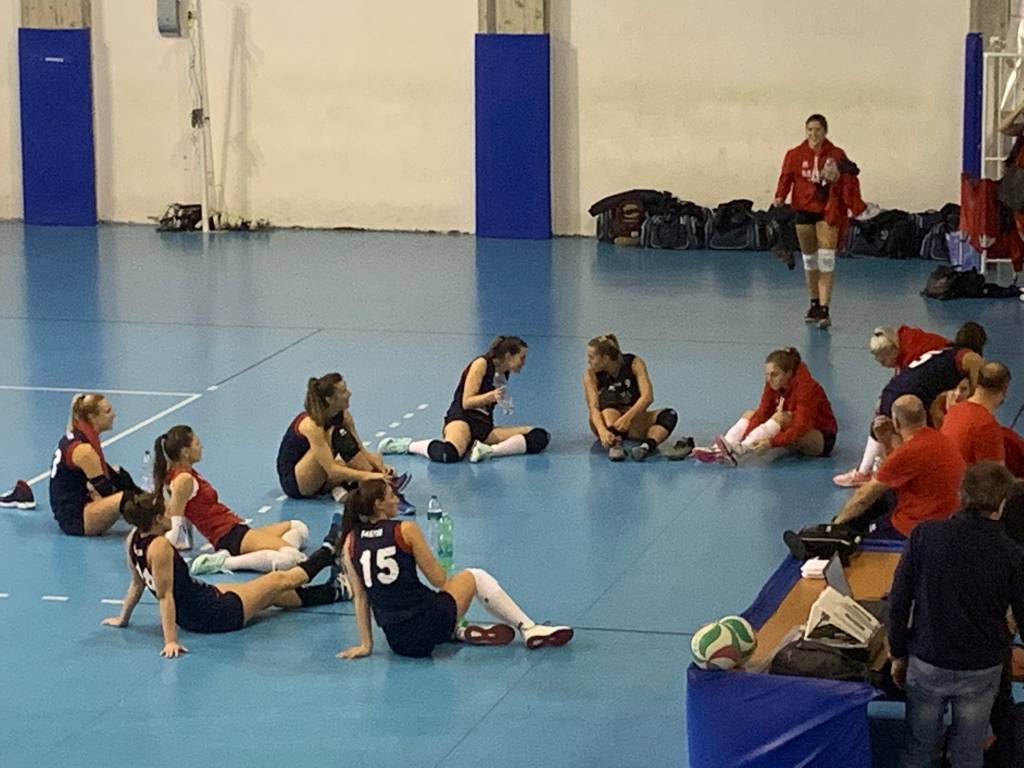 GS FoCoL Volley Legnano-Progetto Volley Orago Uyba 3-1
