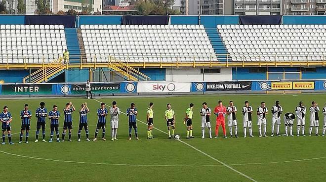 Inter-Juventus 5-1 Campionato Primavera