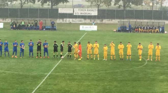 Inveruno-Brusaporto 3-2 16esimi Coppa Italia Serie D