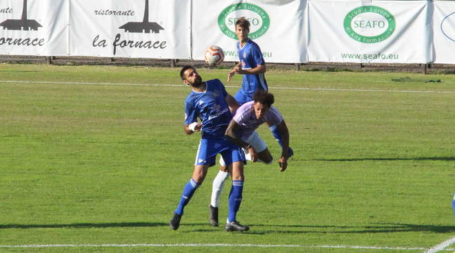 Legnano-Seregno 1-1