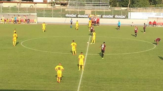 Milano City-Inveruno 1-3