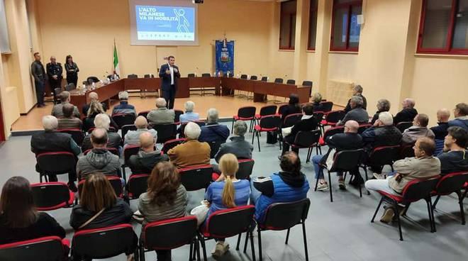 Nuove piste cicliabili San Giorgio su Legnano