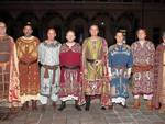 Palio di Legnano Investitura religiosa nuovo Gran Maestro Giuseppe La Rocca