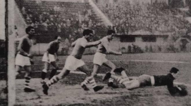 Seregno-Legnano 1-1 Serie B 1948-49