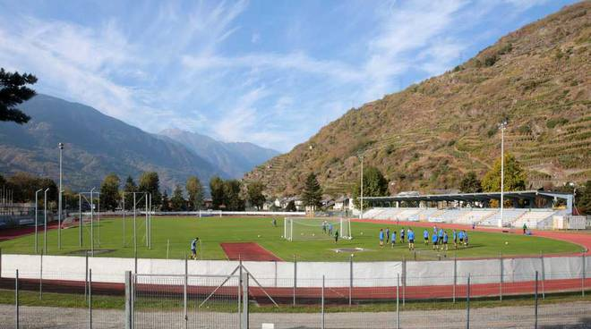 Stadio Sondrio Calcio