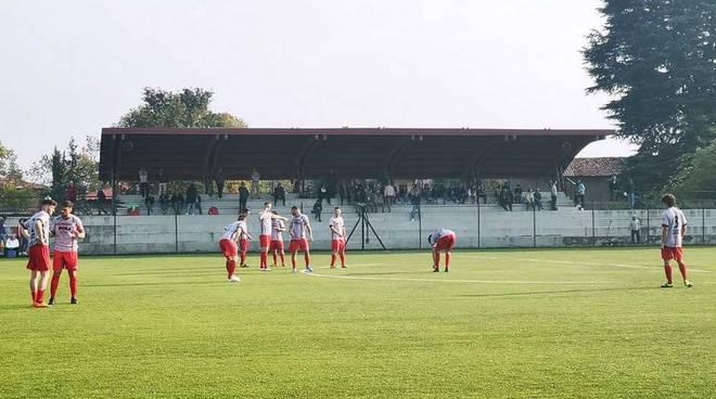 Ticinia Robecchetto-Folgore Legnano 2-1