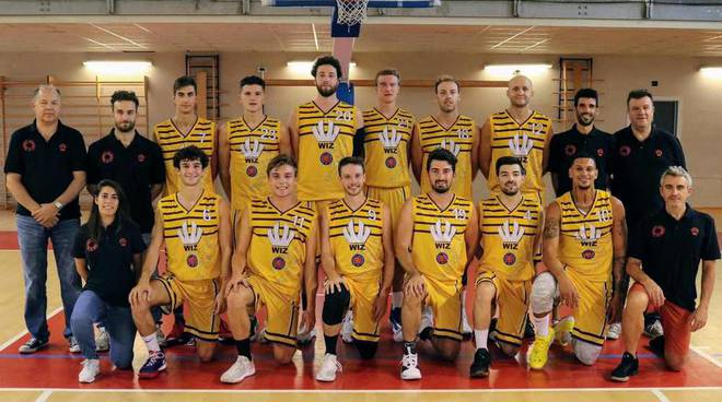Wiz Basket Legnano 91