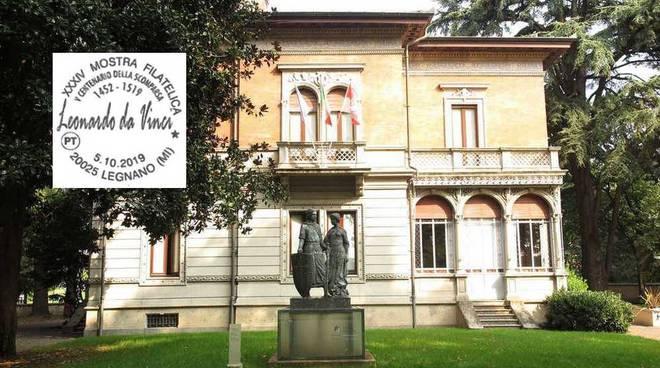 XXXIV Mostra filatelica Associazione Filatelica Legnanese