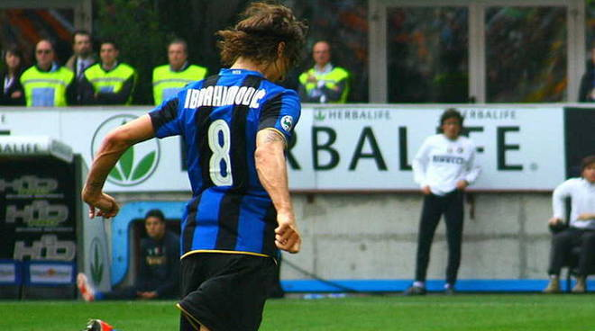 Zlatan Ibrahimović Inter