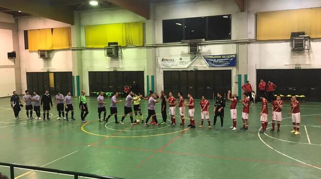 Academy Legnano-Futsal Varese 1-2