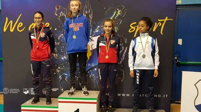 Alessandra Bossi Trofeo CUS Torino