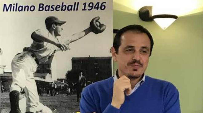Alessandro Selmi presidente Milano Baseball 1946