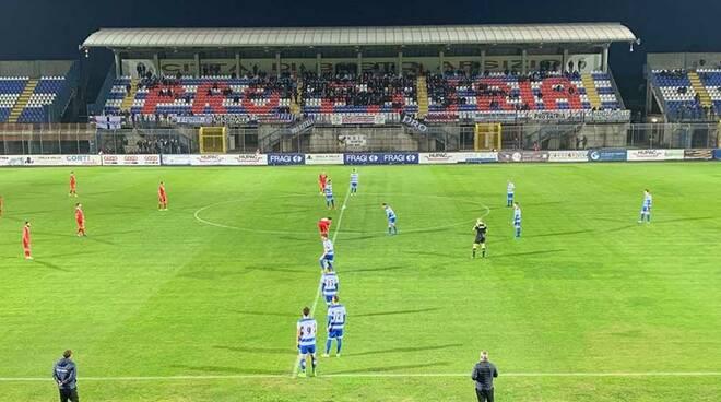 Aurora Pro Patria-Alessandria 0-0
