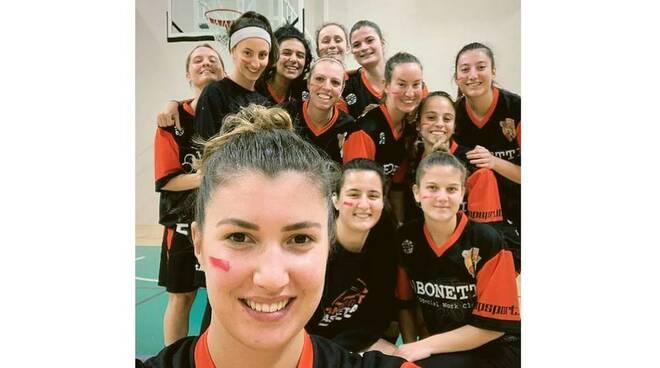 Bulldog Basket Canegrate Giornata Mondiale contro la Violenza sulle Donne