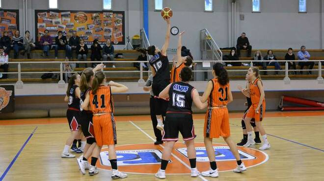 Bulldog Basket Canegrate Promozione Femminile