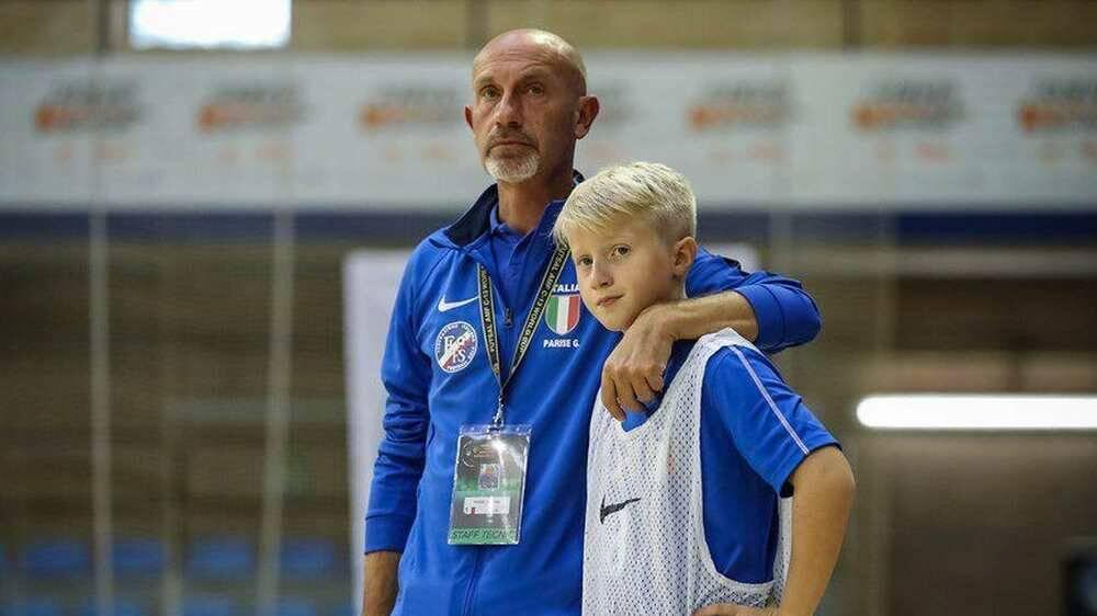 Calcio a 5 AMF il rhodense Giovanni Palladini miglior atleta emergente