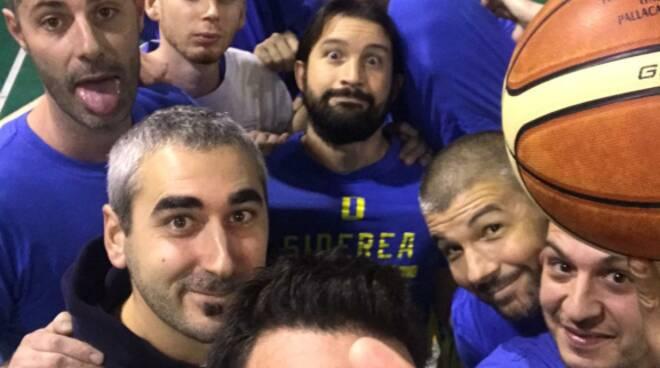 UISP Kapo League….ancora una battuta d'arresto per Siderea Basket Legnano