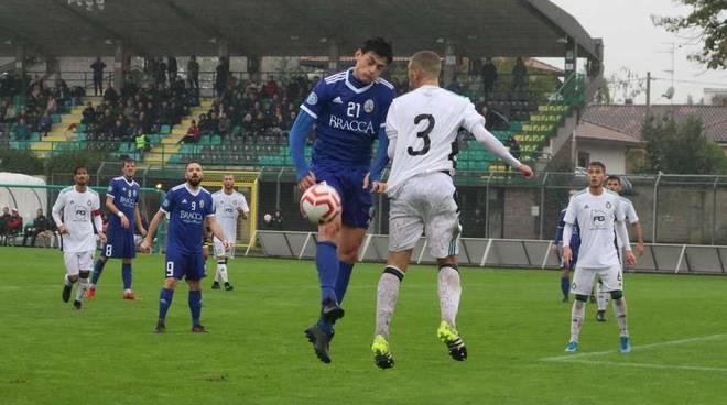 Castellanzese-Villa Valle 1-1