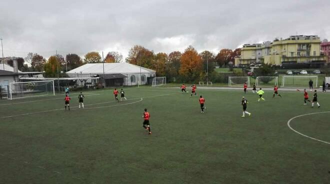 Centro Giovanile San Vittore Olona 1974 - Sport Più Rescaldina 2-2
