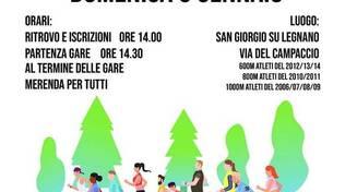 Corsa campestre San Giorgio su Legnano
