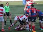 CUS Genova Rugby-Rugby Parabiago 28-31