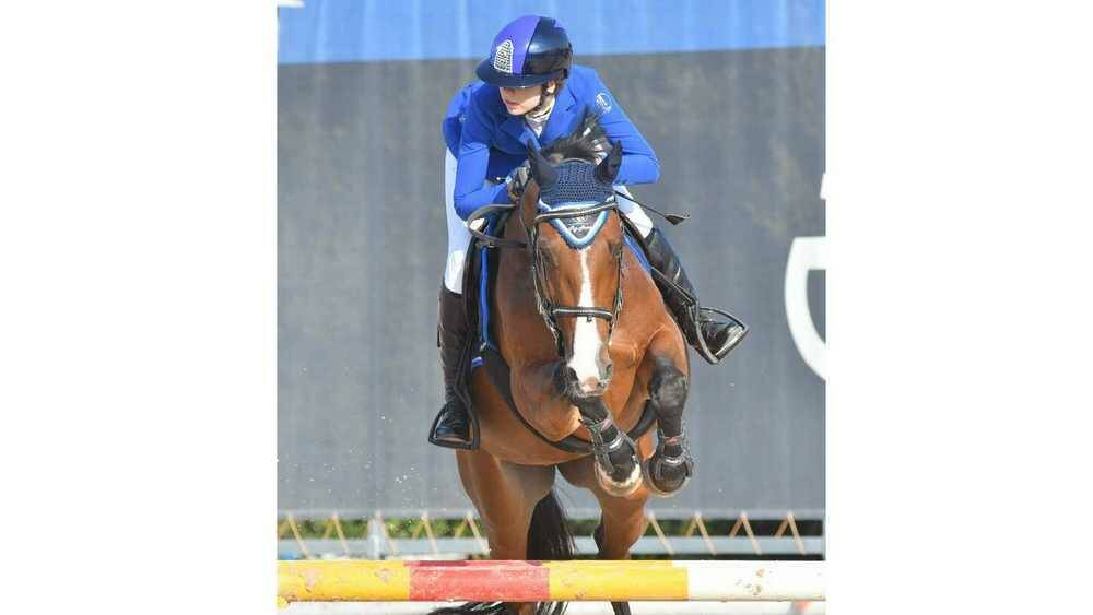Elisa Pavan vince il Tim Master Sport a Verona Fiera cavalli