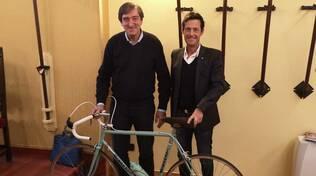 Fausto Coppi Contrada San Bernardino Legnano