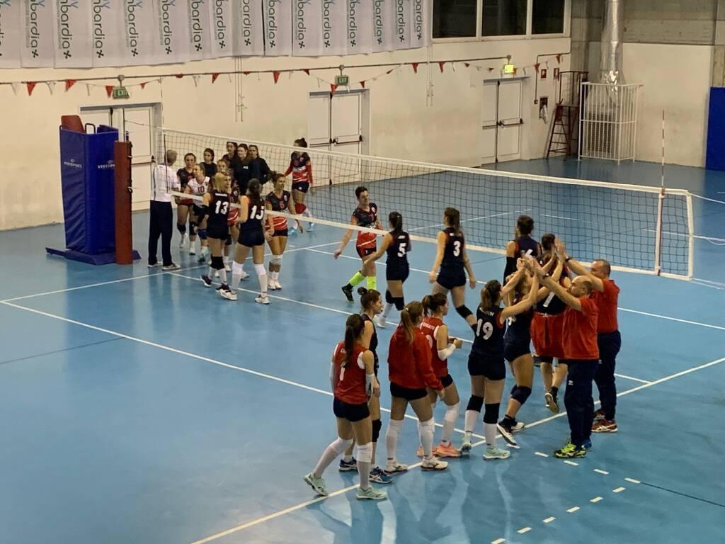 FoCoL Legnano-Credito Cooperativo Binasco 3-2