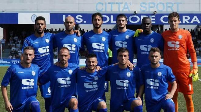 Folgore Caratese 2019/20
