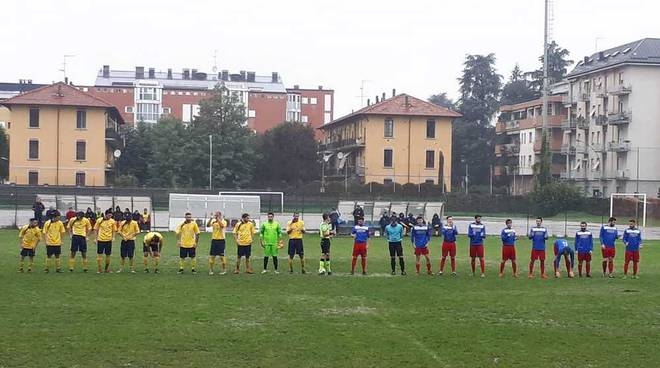 Folgore Legnano-Antoniana 4-1