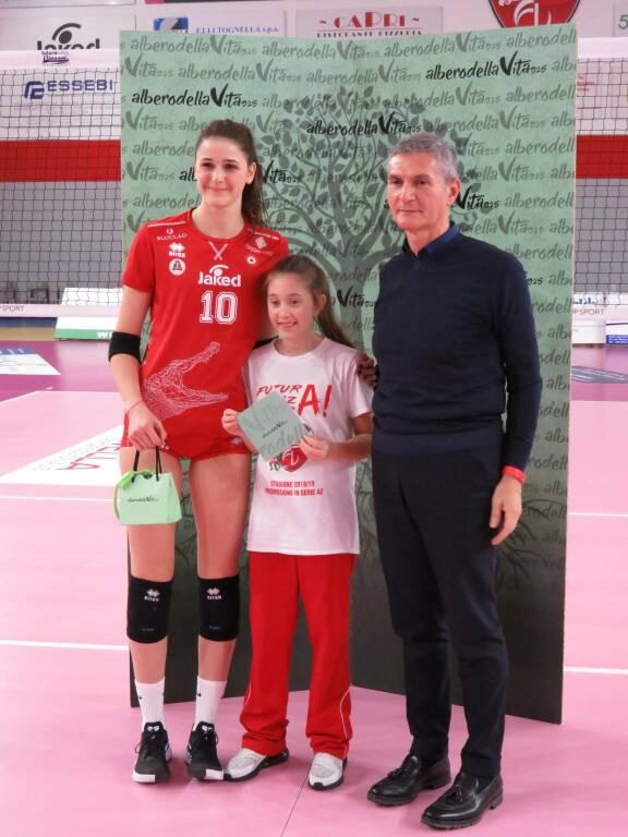 Futura Volley Giovani-Sigel Marsala 3-1