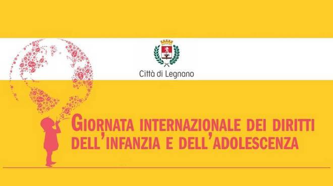 Giornata dei diritti dell'infanzia e dell'adolescenza a Legnano
