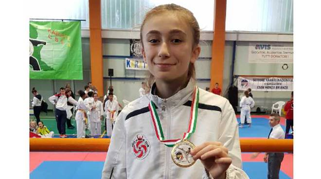 Karate Alessandra Bossi