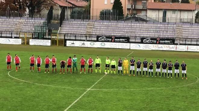 """Legnano vittoria nel pantano del """"Mari"""" - SportLegnano.it"""