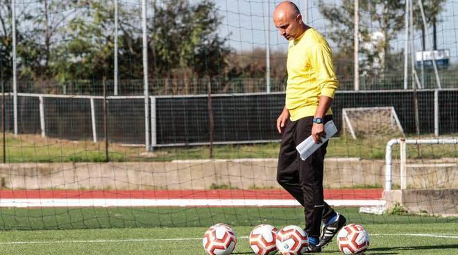 Luigi Petrone allenatore Milano City FC