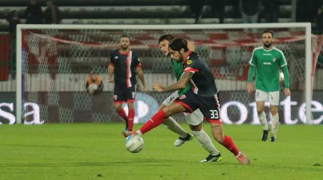 Monza-Pro Patria Coppa Italia Serie C