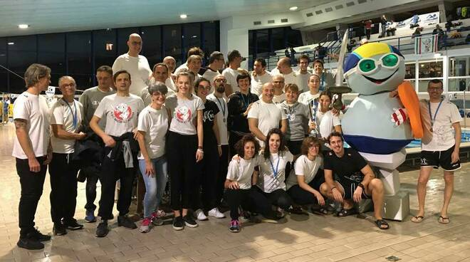 Nuotatori del Carroccio Trofeo di Saronno