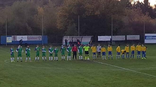 Olgiatese-Tradate 1-1 Calcio Juniores