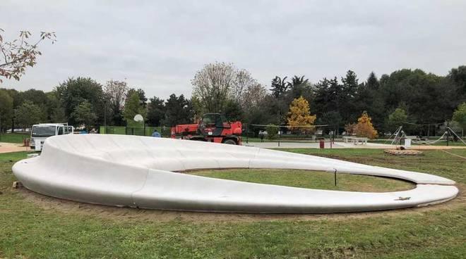 Parco Europa Rho ForPeople di Mario Cucinella