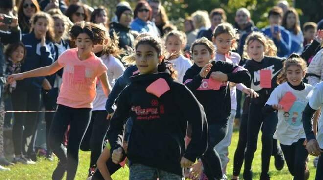 Ragazzi in corsa… dai Nonni 2019