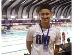 Matteo Salvatori Rari Nantes Legnano Nuoto Genova Trofeo Internazionale Nico Sapio