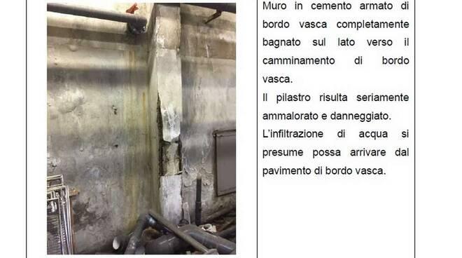 Relazione Tecnica Piscina Legnano