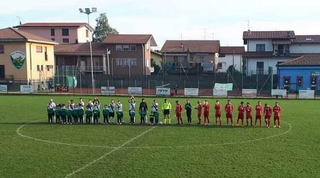Sospesa Valceresio-Folgore Legnano