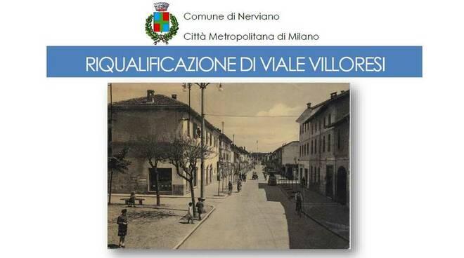 Viale Villoresi Nerviano