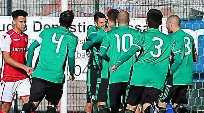 Virtus Bolzano-Castellanzese 1-1